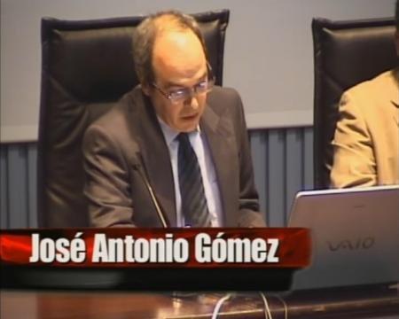 José Antonio Gómez Pedreira. Secretario interventor Concello de Touro. - Xornadas Internacionales sobre Estructura e Organización Territorial da Administración Local